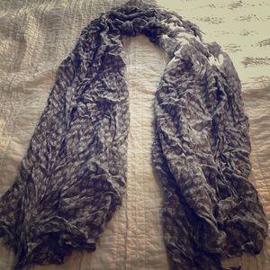 Sail boat scarf